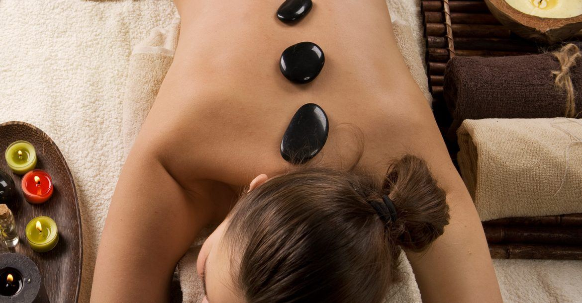 Hot Stones Therapy